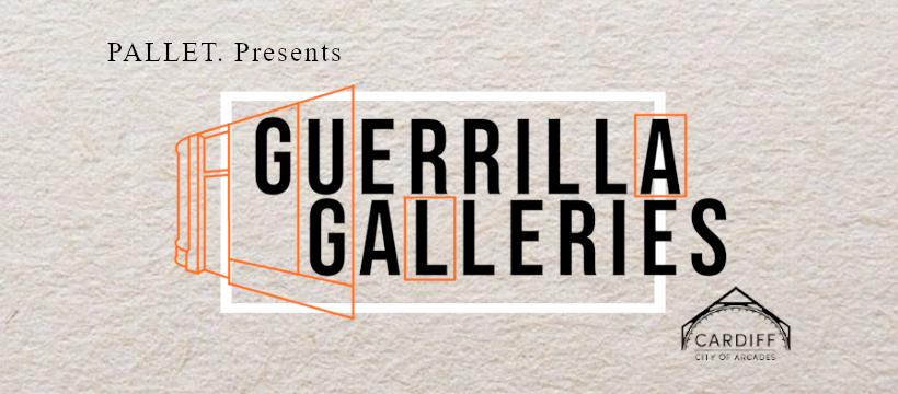 Guerrilla Galleries logo